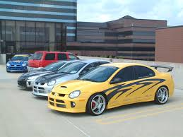 2004 dodge neon srt 4 tuner specials lined up fvl 2004 ww wd dctc
