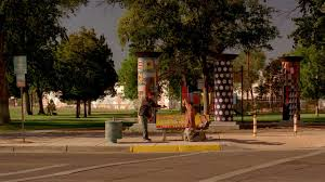 park bench breaking bad locations