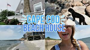 cape cod beach house my last summer vacation 2017 youtube