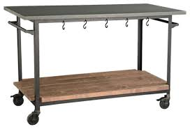 kitchen cart island rolling console cart eclectic kitchen islands and kitchen carts