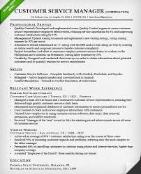 Sample Resumes For Customer Service by Interesting Inspiration Customer Service Sample Resume 3 Samples