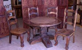 Western Style Dining Room Sets Western Furniture Arizona Territorial Style