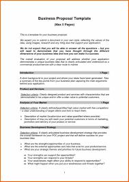 business proposal email template eliolera com
