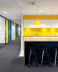 Kitchen Tvs by Inside Yellow Film U0026 Tv U0027s Helsinki Office Officelovin U0027