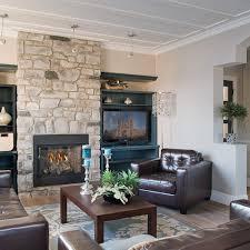 decor cheminee salon élégante architecture du salon salon inspirations décoration