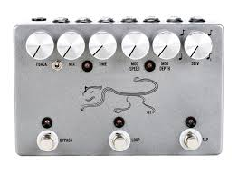 jhs delay купить jhs pedals the panther analog delay от компании jhs pedals