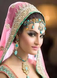 Red Bridal Dress Makeup For Brides Pakifashionpakifashion New Pakistani Wedding Makeup Styles Pakifashionpakifashion