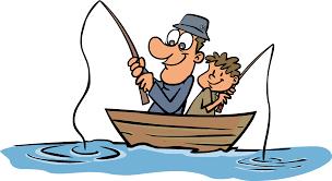 fishing funny fisherman clipart kid clipartbarn