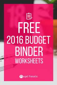 Kiplinger Budget Worksheet 53 Best Budget 2016 Images On Pinterest Saving Money Budget