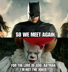Batman Joker Meme - hollywood memes latest content page 4 jilljuck batman it meme