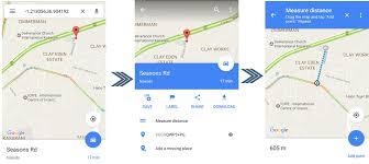 Google Maps Measure Distance Popular 192 List Map Run Distance