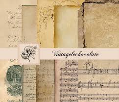 old writing paper template digital paper scrapbook vintage papers shabby old torn digital this is a digital file