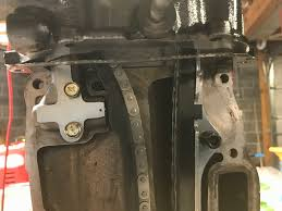 nissan maxima timing chain timing chain tensioner question picture nissan forum