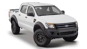 Ford Ranger Truck Accessories - press releases bushwacker
