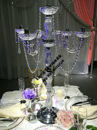 candelabra centerpieces wedding plastic candelabra acrylic candelabra centerpieces