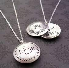 monogrammed locket personalized monogram locket in sterling silver 3 initials