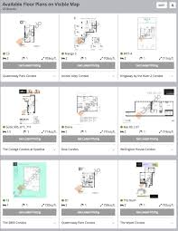 Floor Plan Search Introducing Updated Floor Plan Search Features From Talkcondo Com