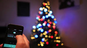Longest Lasting Christmas Tree Lights by S4 Lights Lumenplay App Enabled Lights Instructional Video