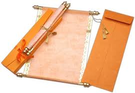 indian wedding scroll invitations another one superbly designed scroll for wedding invitation it