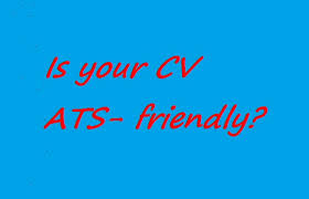 is cv is your cv ats friendly