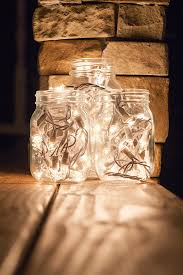 Mason Jar String Lights Get Creative With Mason Jar Lights Mason Jar Lighting Jar
