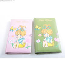 discount photo albums discount 1960 s photo albums girly pink green butterflies