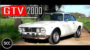 alfa romeo classic gtv alfa romeo gtv 2000 bertone coupé 1973 test drive in top gear