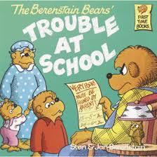 barenstein bears the berenstain bears trouble at school berenstain bears wiki