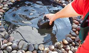 how to install a pond bunnings warehouse
