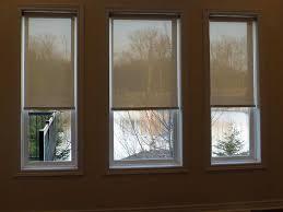 Roller Shades For Windows Designs Motorized Window Shades Modern Treatments Design Fooz World