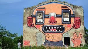 graffiti abduzeedo italian street art by diego della posta