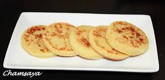 recette cuisine marocaine recette de mini harcha ou galette de semoule à la marocaine