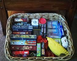 gamer gift basket board shelves around the world 7 analog