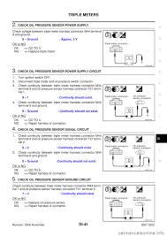nissan 350z oil change nissan 350z 2007 z33 driver information manual