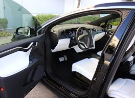 Tesla Carbon Fiber Interior Tesla Model S Interior Tuning Accessories
