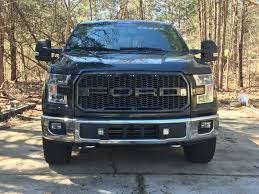 ford truck grilles let s see your 14 15 aftermarket grilles page 2 ford f150