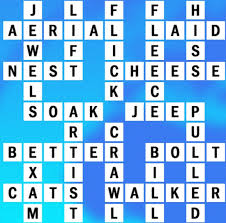grid a 10 answers world s crossword