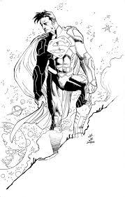 marvel artist john romita jr goes to dc to draw superman comics