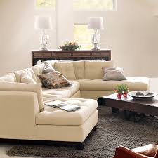 Tufted Sectionals Sofas by Furniture Arhaus Sectional For Easily Blends With Any Home