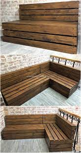 Pallet Patio Furniture 50 Cool Ideas For Wood Pallets Upcycling Pallet Patio Wood