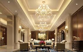 european style interior design internal decoration design