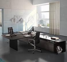 Executive Office Tables Executive Office Desk Wooden Contemporary Commercial