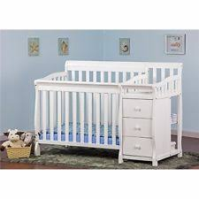 dream on me jayden 4 in 1 convertible mini portable crib with