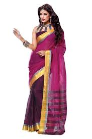 refreshing cotton sarees that look good on any occasion latest