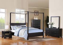 Black Canopy Bed Frame Furniture Stores Kent Cheap Furniture Tacoma Lynnwood