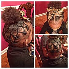 Hairstyles For Toddlers Girls by Twists Into A