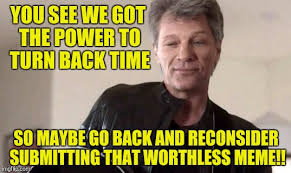 Direct Tv Meme - the power to turn back time imgflip