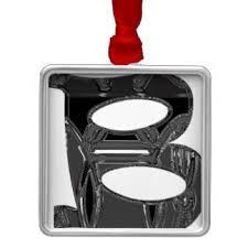 letter b ornaments keepsake ornaments zazzle