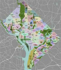United States Map Washington Dc Washington Dc Map United States