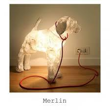 marie montagnier u0027s adorable dog lamps u2013 passion for paper u0026 print